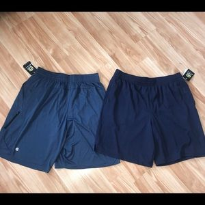 NWT Set of 2 Champion Shorts Men's Size XL